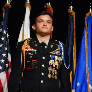 AUSA Suncoast Chapter Congratulates Hillsborough County's Cadet of the Year