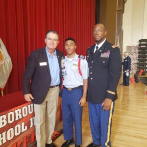JROTC Awards Ceremony Hillsborough High School