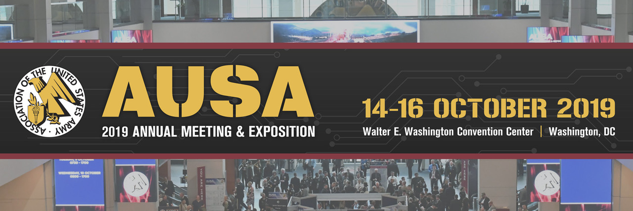 AUSA 2019 Annual Meeting & Exposition